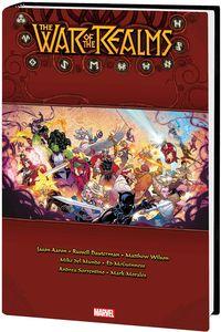 [War Of Realms: Omnibus (Dauterman Cover Hardcover) (Product Image)]