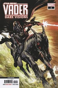 [Vader: Dark Visions #1 (2nd Printing Villanelli Variant) (Product Image)]