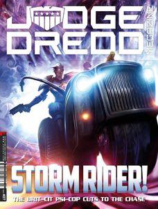 [Judge Dredd Megazine #407 (Product Image)]