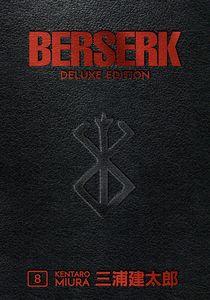 [Berserk: Volume 8 (Deluxe Edition Hardcover) (Product Image)]