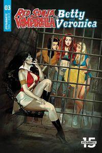 [Red Sonja & Vampirella Meet Betty & Veronica #3 (Cover A Dalton) (Product Image)]