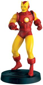 [Marvel Fact Files: Classic Special #01 Iron Man (Product Image)]