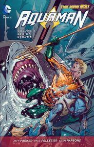 [Aquaman: Volume 5: Sea Of Storms (Product Image)]