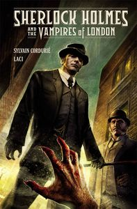 [Sherlock Holmes & The Vampires Of London (Hardcover) (Product Image)]