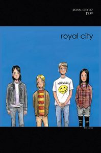 [Royal City #7 (Cover B 90s Album Homage Variant) (Product Image)]