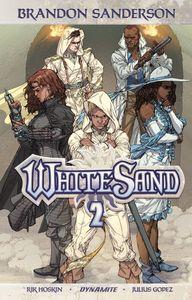 [White Sand: Volume 2 (Hardcover) (Product Image)]