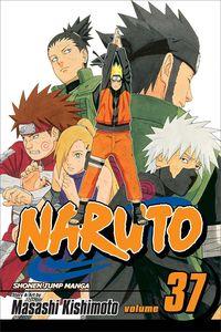 [Naruto: Volume 37 (Product Image)]