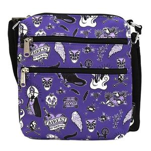 [Disney: Passport Bag: Villain Icons (Product Image)]