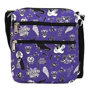 [Disney: Passport Bag: Villain Icons (Product Image)]