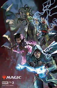 [Magic The Gathering #2 (Cover E Ngu Variant) (Product Image)]