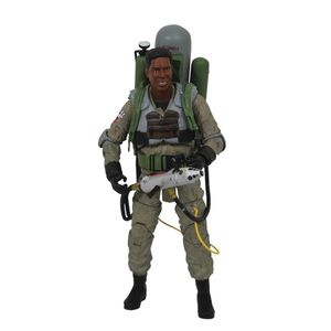 [Ghostbusters 2: Action Figure: Winston Zeddemore With Slime Blower (Product Image)]