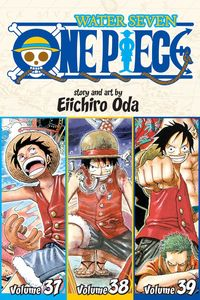 [One Piece: Water Seven: 3-In-1: Volume 13 (Product Image)]