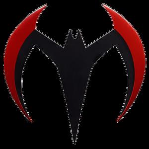 [Batman Beyond: Metal Batarang Replica (Product Image)]