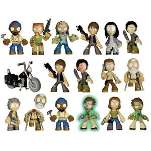 [Walking Dead: Mystery Mini Figures: Wave 3 (Product Image)]