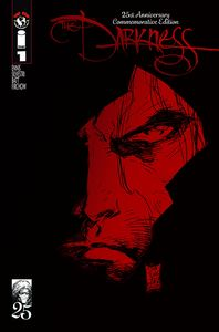 [The Darkness #1 (25th Anniversary Commemorative Edition Cover C Silvestri Red) (Product Image)]
