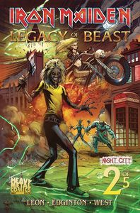 [Iron Maiden: Legacy Of The Beast: Volume 2: Night City #2 (Cover A) (Product Image)]