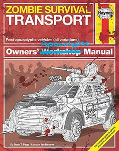 [Haynes Manuals: Zombie Survival Transport Manual (Hardcover) (Product Image)]