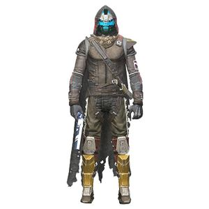 [Destiny 2: Colour Tops Action Figure: Cayde 6 (Product Image)]