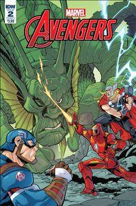 [Marvel Action: Avengers #2 (Sommariva) (Product Image)]