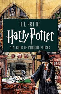 [ArtOf Harry Potter: Mini Book of Magical Places (Hardcover) (Product Image)]
