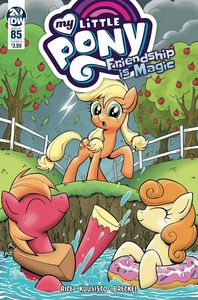 [My Little Pony: Friendship Is Magic #85 (Cover A Coller) (Product Image)]