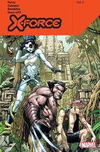 [X-Force By Benjamin Percy: Volume 2 (Product Image)]