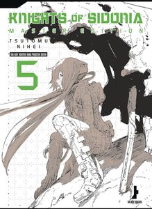 [Knights Of Sidonia Master Edition: Volume 5 (Product Image)]