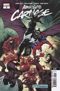 [Absolute Carnage #2 (3rd Printing Variant) (Product Image)]