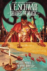 [Shades Of Magic: Rebel Army #4 (Product Image)]