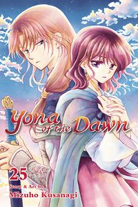 [Yona Of The Dawn: Volume 25 (Product Image)]