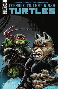 [Teenage Mutant Ninja Turtles: Ongoing #120 (Cover B Eastman) (Product Image)]