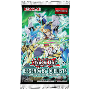 [YU-GI-OH!: Legendary Duelists: Booster Pack: Synchro Storm (Product Image)]