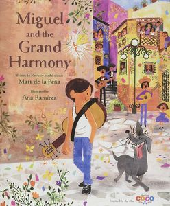 [Coco Miguel & The Grand Harmony (Hardcover - Signed Edition) (Product Image)]