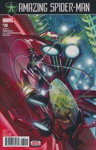 [Amazing Spider-Man #30 (Secret Empire) (Product Image)]