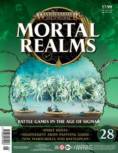 [Warhammer: Age Of Sigmar: Mortal Realms #28 (Product Image)]