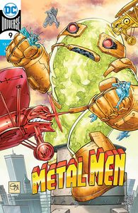 [Metal Men #9 (Product Image)]