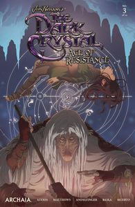 [Jim Henson's The Dark Crystal: Age Resistance #3 (Cover A Finden) (Product Image)]