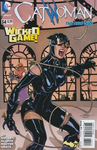 [Catwoman #34 (Product Image)]
