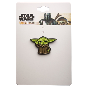 [Star Wars: The Mandalorian: Enamel Pin: The Child Waving (Product Image)]