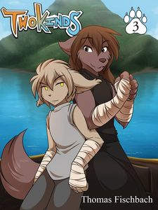[Twokinds: Volume 3 (Product Image)]