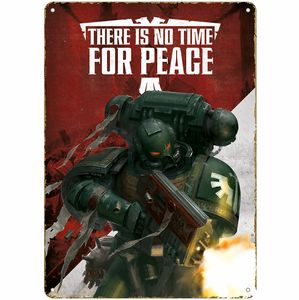 [Warhammer: Small Tin Sign: Propaganda (Product Image)]