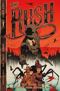[Rush #1 (Cover A Gooden) (Product Image)]