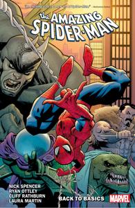 [Amazing Spider-Man: Volume 1: Back To Basics (Product Image)]