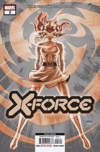 [X-Force #3 (2nd Printing Weaver Variant DX) (Product Image)]