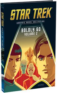 [Star Trek: Graphic Novel Collection: Volume 92: Boldly Go: Part 2 (Product Image)]