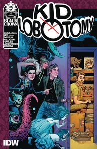 [Kid Lobotomy #5 (Cover A Fowler) (Product Image)]