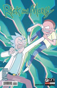 [Rick & Morty #59 (Cover A Ellerby) (Product Image)]