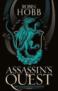 [The Farseer Trilogy: Book 3: Assassin's Quest (Illustrated Signed Bookplate Edition Hardcover) (Product Image)]