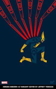 [Heroes Reborn #5 (Veregge Variant) (Product Image)]