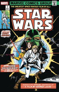 [Star Wars #1 (Facsimile Edition) (Product Image)]